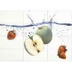 Моно вставка яблоки