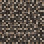 Мотив коричневый пол