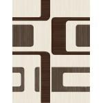 Декор керамический Вельвет Бежевый 25x33